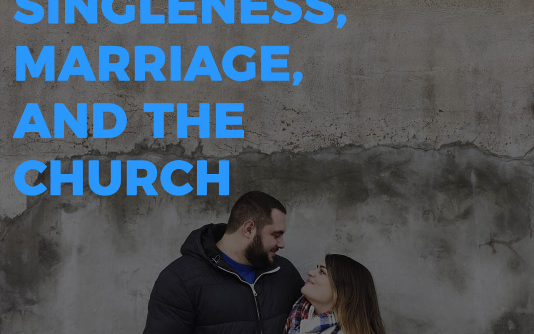 Empowering Hope Podcast | Justin & Lauren: Singleness, Marriage, and the Church