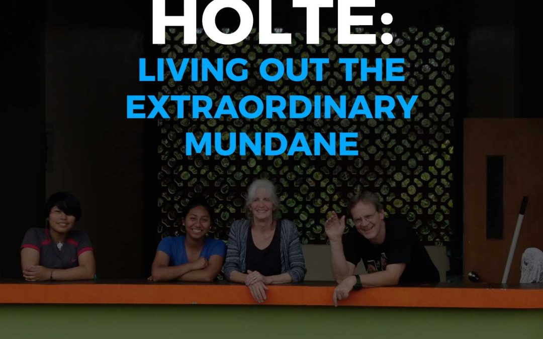 Empowering Hope Podcast | Rae & Jeff Holte: Living Out The Extraordinary Mundane